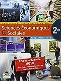 Sciences Economiques et Sociales 2de : Programme 2010