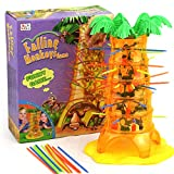 #4: BonZeal Colorful Challenging Falling Monkeys Toy Game for Pre Schoolers Children