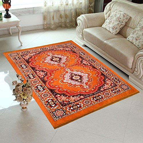 Home Elite Abstract Microfibre Carpet - 84
