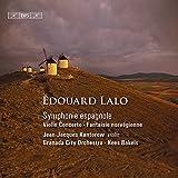 Edouard Lalo : Concerto pour violon, Op.20 - Fantaisie norvégienne - Symphonie Espagnole, Op21