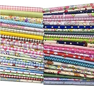 Tessuti patchwork stoffe per patchwork scampoli stoffa - Tessuti per divani vendita on line ...
