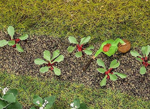 Faller 181273 Rhabarberpflanzen 28 Stück