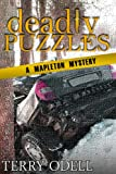 Deadly Puzzles (Mapleton Mystery) by Terry Odell front cover