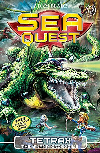 Tetrax the Swamp Crocodile: Book 9 (Sea Quest)