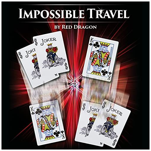 SOLOMAGIA-Impossible-Travel-by-Red-Dragon-Karten-Tricks SOLOMAGIA Impossible Travel by Red Dragon – Karten Tricks -