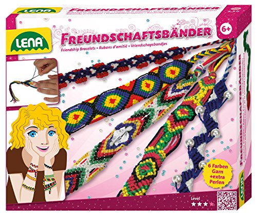 Lena 42013 - Fashion Fun Freundschaftsbänder