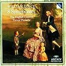 Boyce : 8 Symphonies