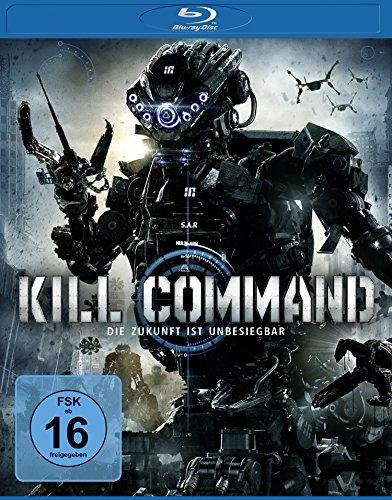 Kill Command [Blu-ray] (Kill La Kill Blu-ray)