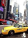 Städte Polarfleecedecke - New York Taxi