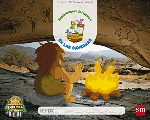 En las cavernas (exploradores del tiempo nivel 1) explora