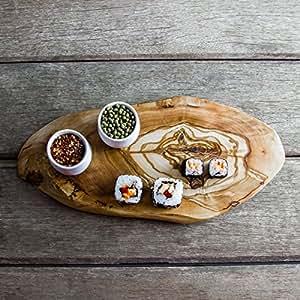 (36/CBN33 à Fromage Rustique en bois d'olivier/service/PRÉSENTATION/planche à découper, planche à découper