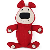 Heads Up For Tails Mr. Fuzzy Paws Plush Dog Toy - L