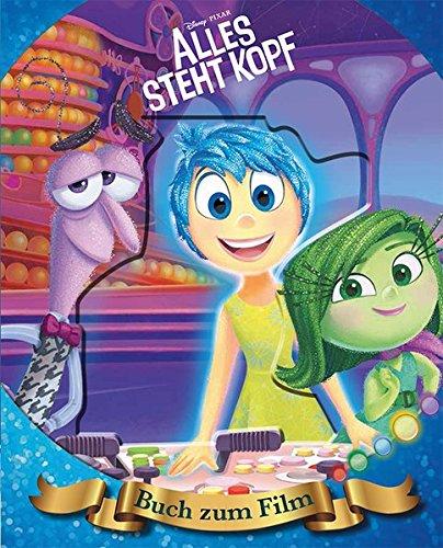 Disney Alles steht Kopf - Buch zum Film: Mit magischem Hologramm-Cover