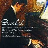 DURLET: Violin Sonata, Music for Cello
