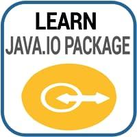 Learn Java.ioPackage