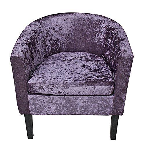 Keinode Sessel, Sessel, Sofa, Pannesamt, unübertroffener Stil, für Wohnzimmer, Esszimmer,...
