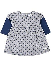 Absorba Bleu Banquise Lf, Robe Bébé Fille