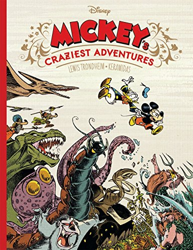 Mickey's Craziest Adventures (Mickey ()