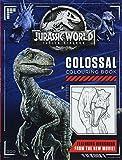 #7: Jurassic World Fallen Kingdom Colossal Colouring Book (Colouring Books)