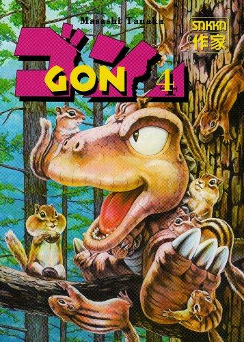 Gon - 2eme edition Vol.4