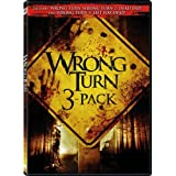 Wrong Turn / Wrong Turn 2: Dead End / Wrong Turn 3: Left for Dead (Three-Pack) by Tom Frederic