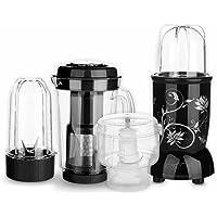 Wonderchef Nutri Blend Complete Kitchen Machine, 22000 RPM Mixer Grinder, Blender, Chopper, Juicer, Stainless Steel…