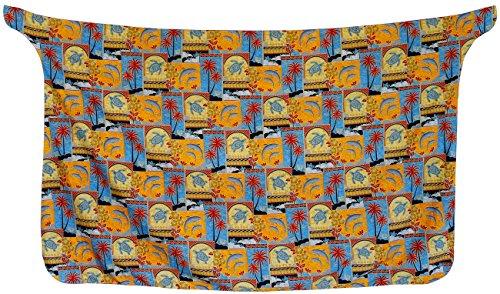 nodo sarong / legami incorporati ricorrono insabbiamento da bagno costume da bagno bikini vestito beachwear Giallo