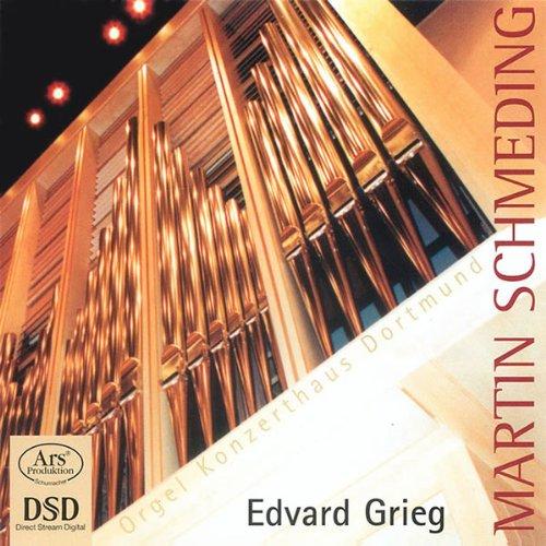 Transkriptionen für Orgel (Holberg-Suite, Peer-Gynt-Suite, u.a.)