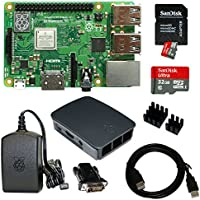 "Raspberry Pi 3 Model B+ Bundle ""XXL"" 32GB (schwarz)"