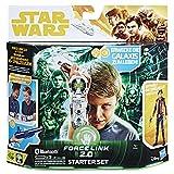 Hasbro Star Wars E0322100 Han Solo Film Force LINK 2.0 Starterset, Jungen
