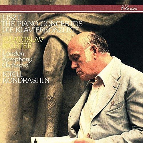 Franz Liszt: The Piano Concertos / Die Klavierkonzerte