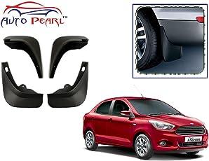 Autopearl O.E Type Car Mud Flap Guard for Ford Figo Aspire (Set of 4)