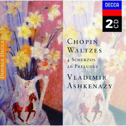 Chopin: Waltz No.8 in A flat, Op.64 No.3
