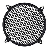 Sharplace Auto-Lautsprecher-Subwoofer-Abdeckung Kunststoff-Auto-Lautsprecherabdeckung für Autos - 10 Zoll