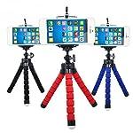 Xuendao Universal Octopus Mobile Phone Selfie Stand Sponge Tripod Mount Holder Bracket Adjustable Camera Cellphone Tripod...