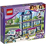 LEGO - 41318 - Friends - Jeu de Construction - L'hôpital d'Heartlake City