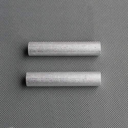 Ochoos GL-10 Aluminium-Kabelhülsen, Kabel-Crimps, Verbindungsstücke, Rohr-Draht-Hülsen, 10 Stück -