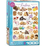 Eurographics Kekse - 1000 Teile Hochformat Puzzle - Sweet Line