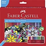 Faber-Castell Colour Pencils (Pack of 60)