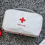 Forfar Portatile Vuoto Primo Kit di pronto soccorso Pouch Home Office Medical Emergency Caso Rescue Viaggi Borsa