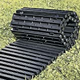 UPP Gartenplatten Rollwege 30x 150 cm wetterfest