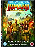 Jumanji: Welcome To The Jungle [DVD] [2017] only £10.00 on Amazon