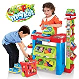 Battery Operated super market set with s...