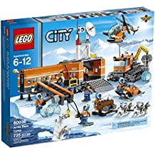 LEGO City Arctic Base Camp 60036 Building Toy (Discontinued by manufacturer) by LEGO