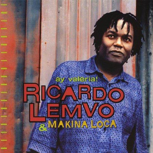 Kidia Mfuka - Ricardo Lemvo