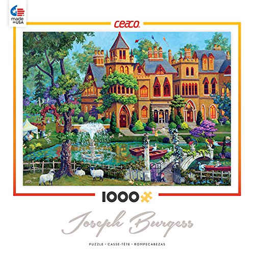 Ceaco Joseph Burgess - The Top of Bay Street Puzzle (1000 Piece)