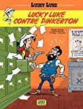 Aventures de Lucky Luke d'après Morris (Les) Tome 4 - Lucky Luke contre Pinkerton (4)