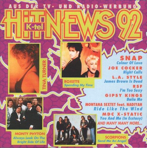 1992 (Compilation CD, 14 Tracks) -