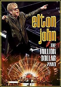 John Elton the Million Dollar Piano