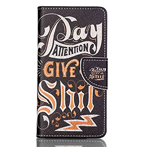 P9 Case,Huawei P9 Case, Cozy Hut Premium PU Leather Wallet Embedded Flip Magnetic Detachable Close Lock with [Colorful-Pattern] and [Credit Card Holder Slots] Smart Standing Folio Book Style Type Stylish Ultra Slim Fit Protective Folder Case Cover Skin for Huawei P9 - PLAY